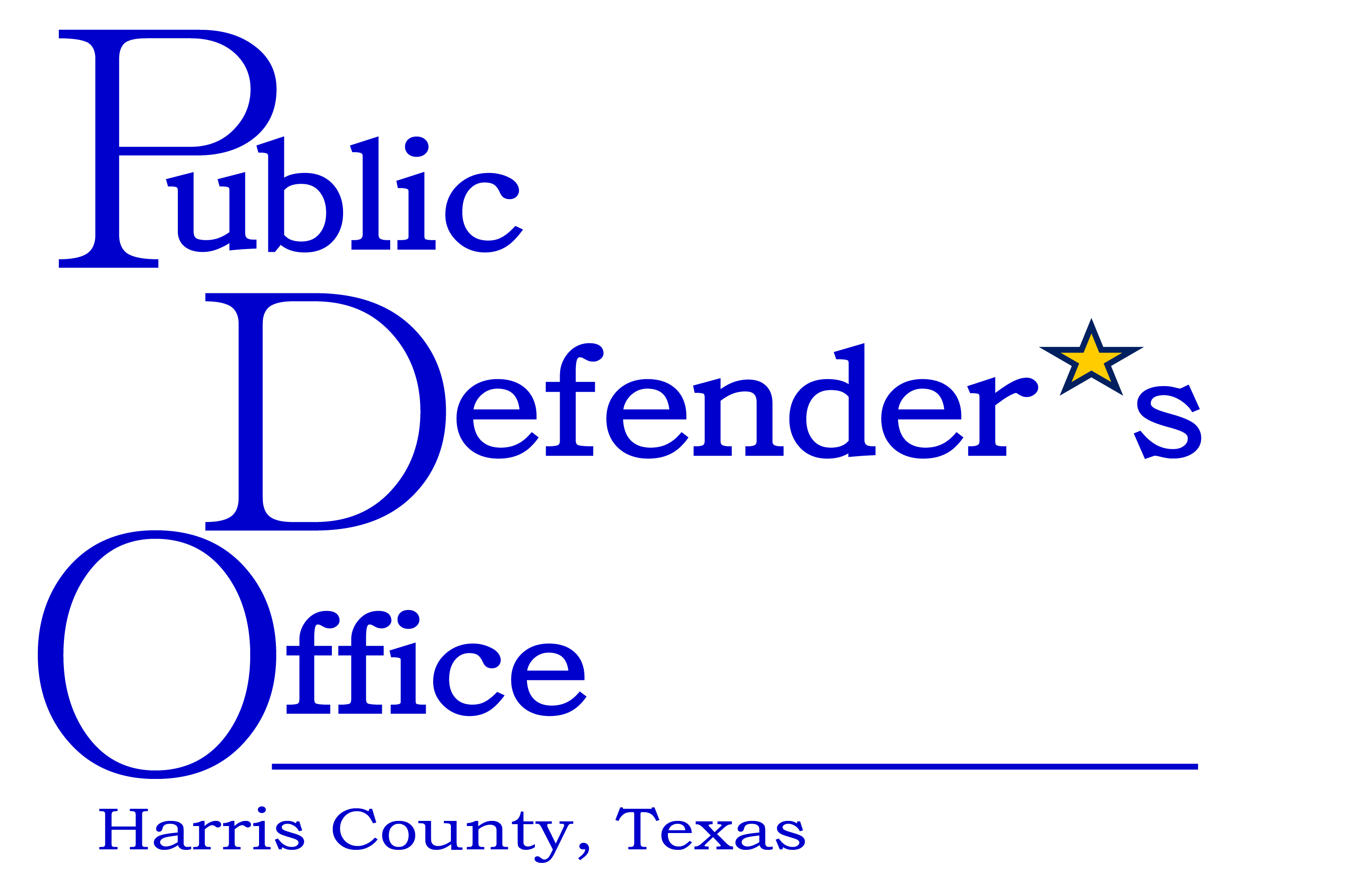 Harris County Public Defender's Office